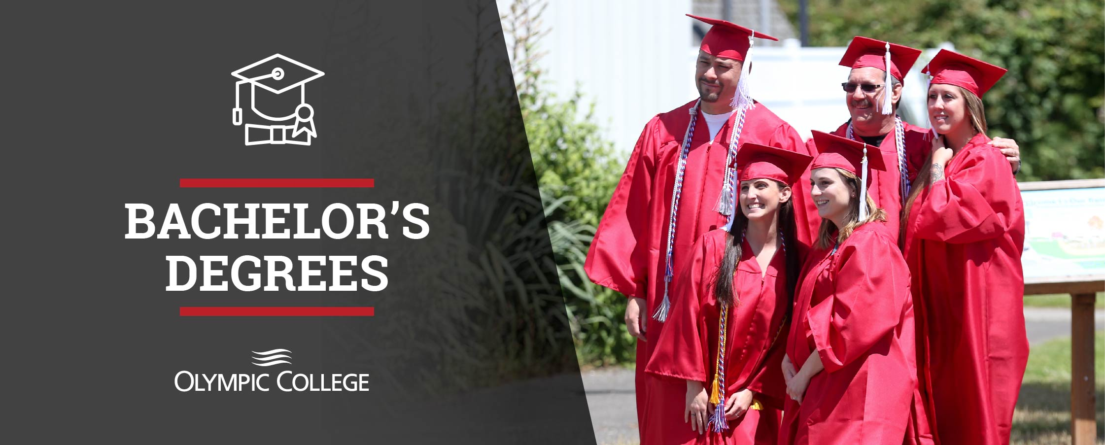 Bachelor's Degrees at Olympic College