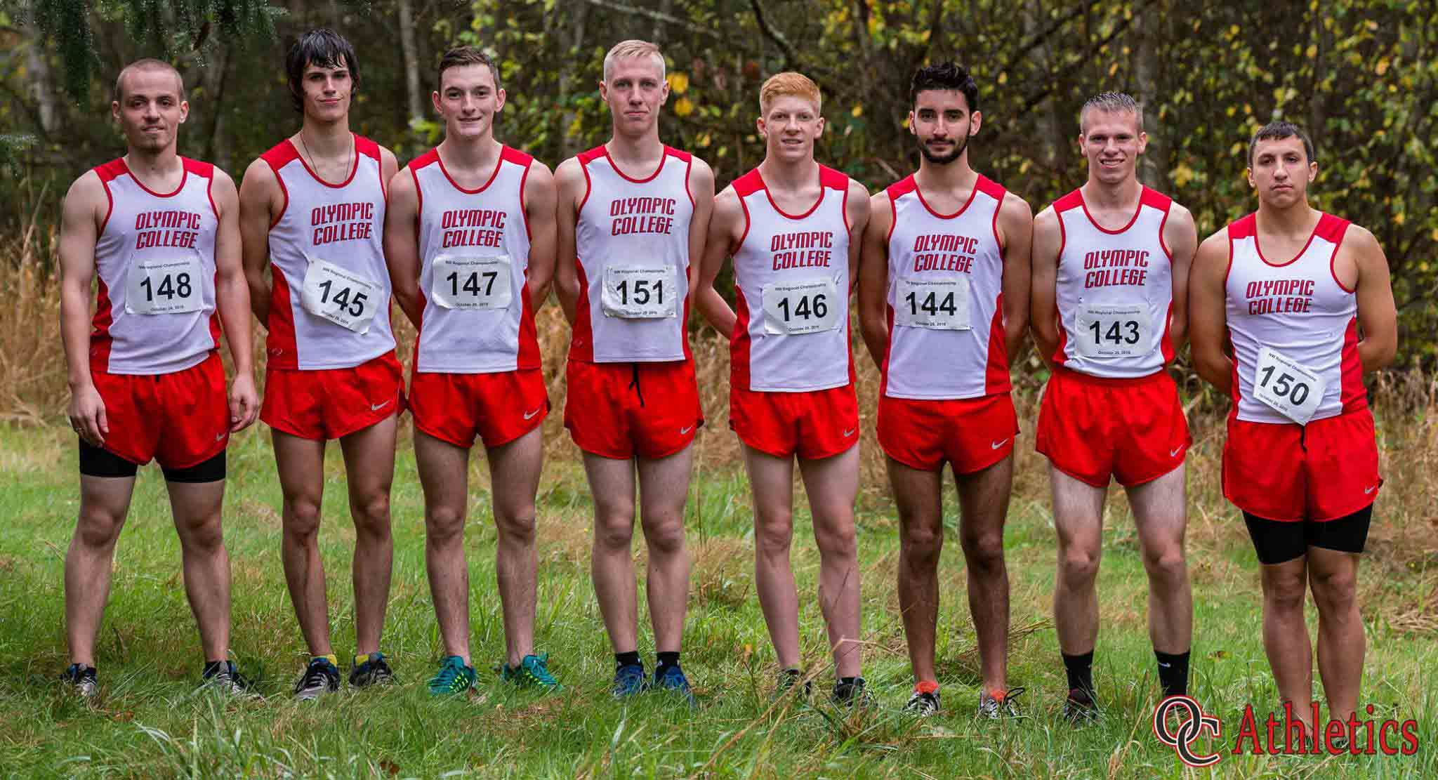 2016 Olympic Men's Cross Country