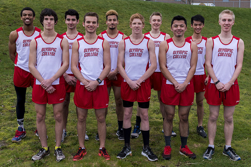 Olympic College Men's Track & Field