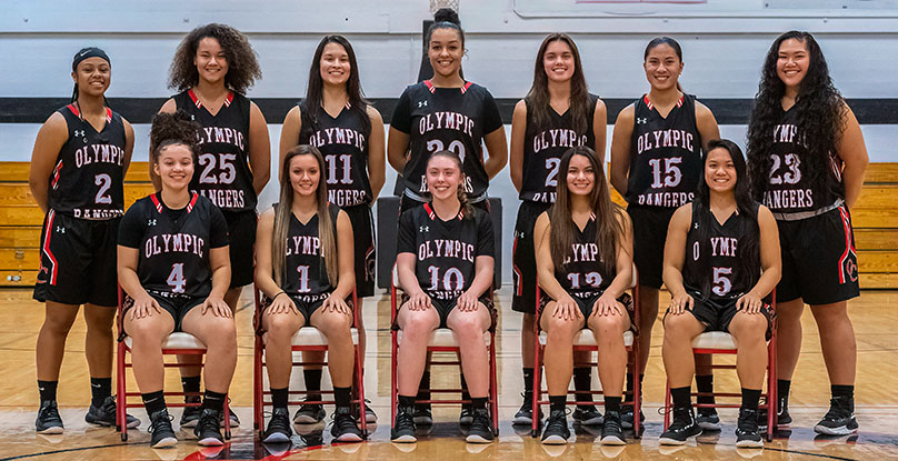 Olympic College Women's Basketball