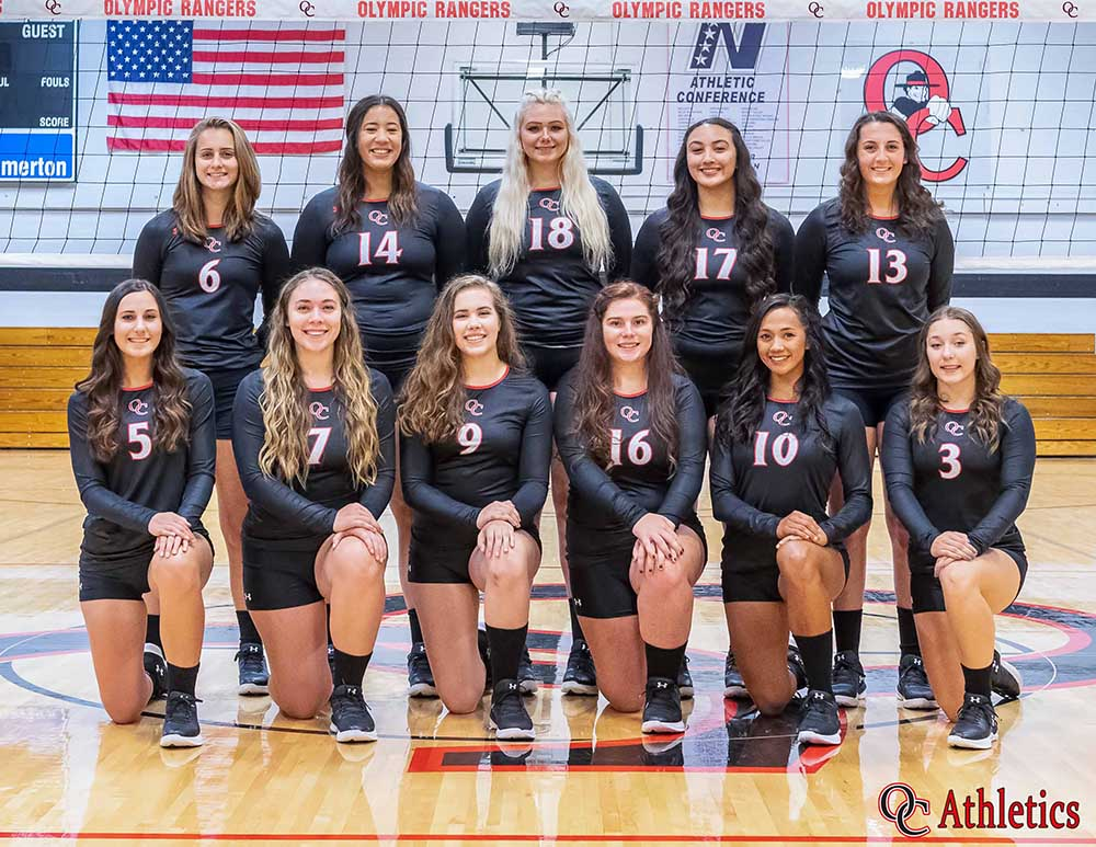 Olympic College Women's Volleyball