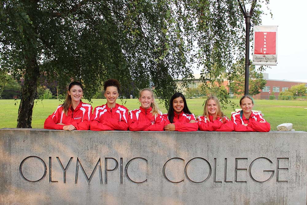 Olympic College Women's Cross Country