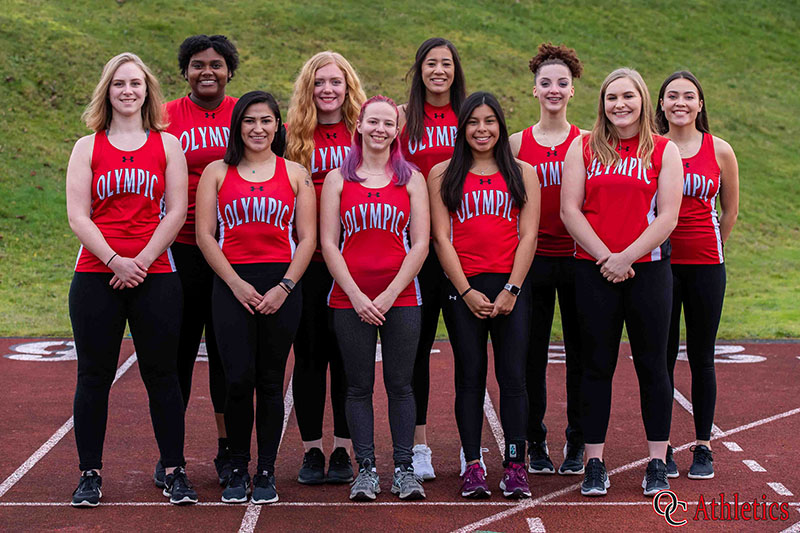 Olympic College Women's Track & Field