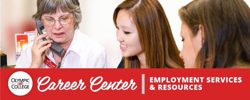 Career Center Employment Services and Resources