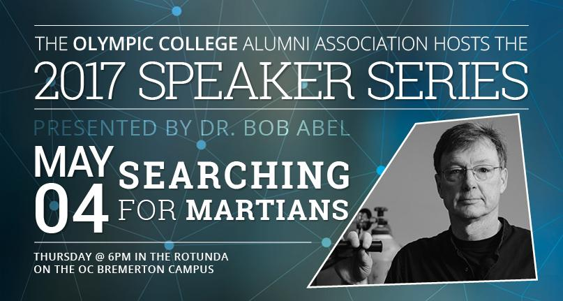 OCAlumni Speaker Series - Searching for Martians