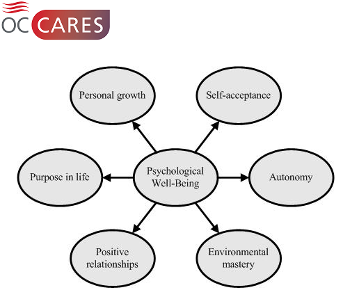 OC C.A.R.E.S. LOGO & WELL-BEING IMAGE