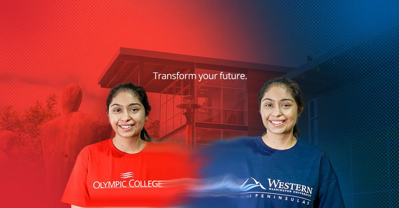 Transform your future with OC and WWU.
