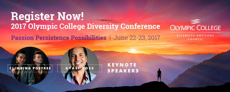 Diversity Conference 2017 - Register Now