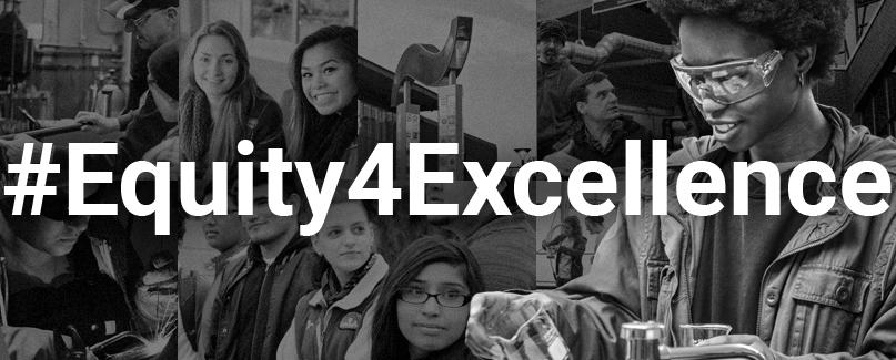 Equity4Excellence collage