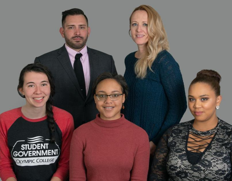 2019-2020 Student Government Executive Council