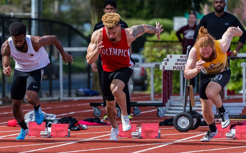 Olympic College Track & Field