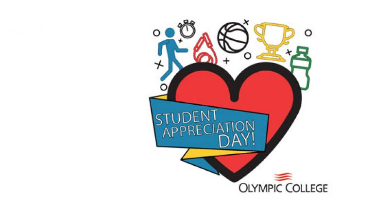 Student Appreciation Day | Olympic College