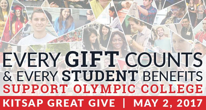 Kitsap Great Give - Every Gift Counts