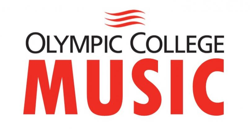 Olympic College Music Department logo
