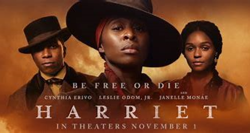 "The movie ""Harriet"""