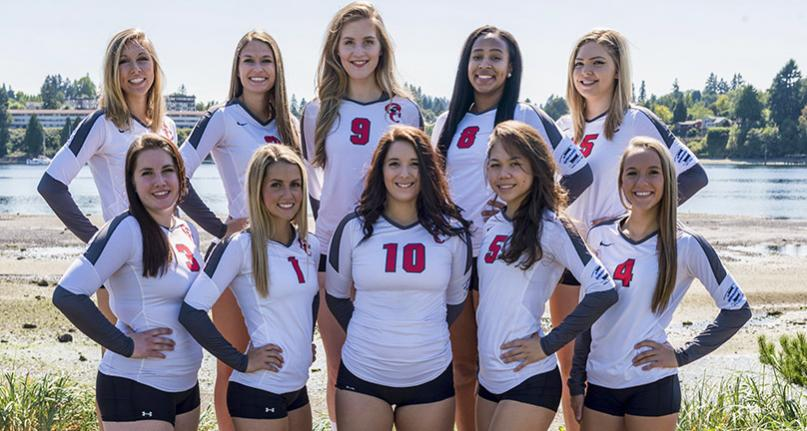 Olympic College Volleyball Summer Camps