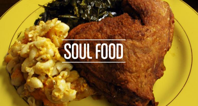 Black history month soul food potluck olympic college for African american cuisine history