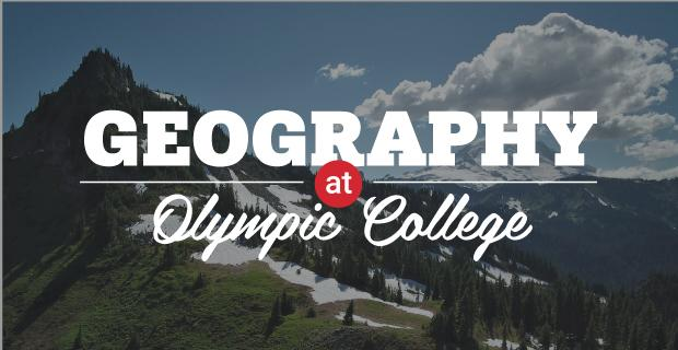 Geography at Olympic College