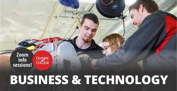 Olympic College Business & Technology Information Sessions