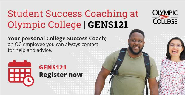 Student Success Coaching at Olympic College