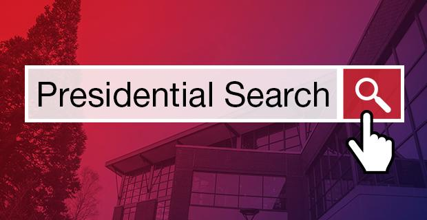 Presidential Search Graphic