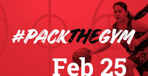 Pack the Gym 2019