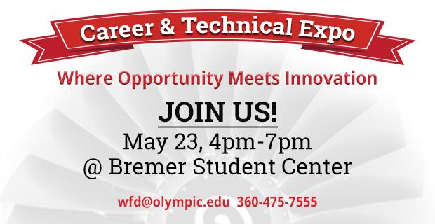 Career & Technical Expo. Where Opportunity Meets Innovation