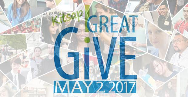 Support OC during Kitsap Great Give!