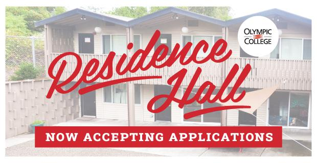 Olympic College Residence Hall - Now Accepting Applicaitons