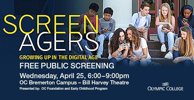 Screenagers event details