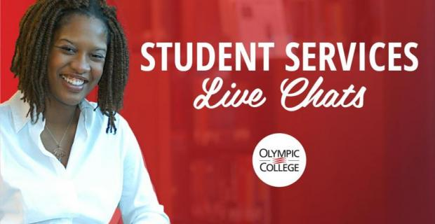 Student Services Live Chat