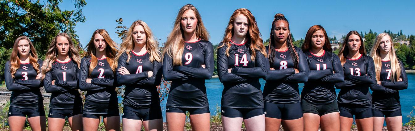 2016 Olympic College Volleyball