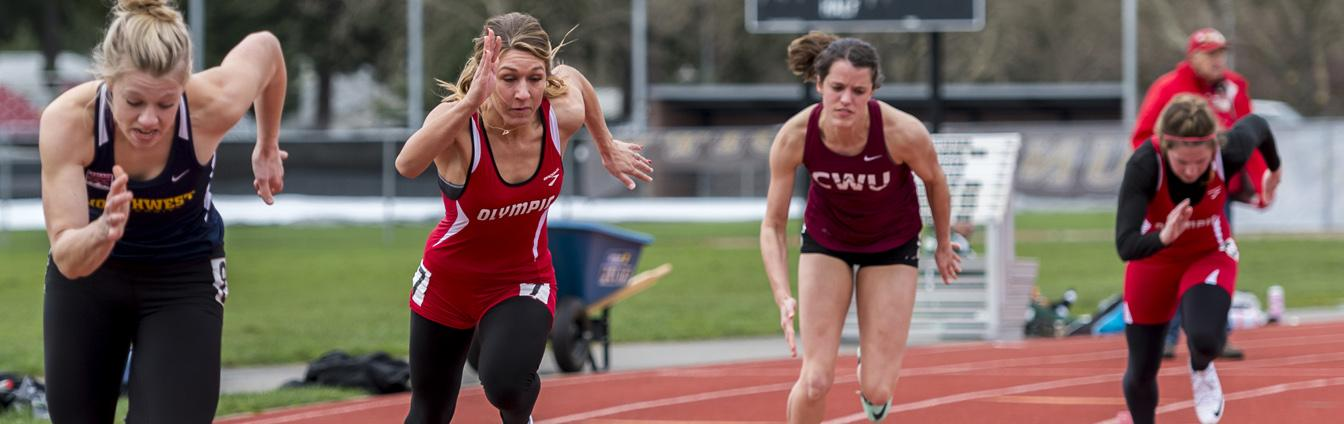 Olympic College Women's Track and Field