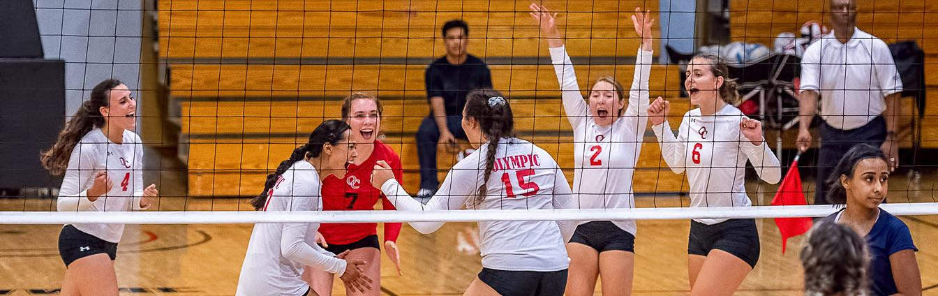 Olympic College Volleyball