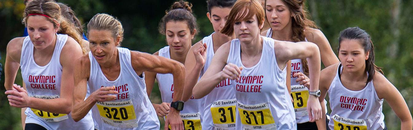 2015 Women's Cross Country