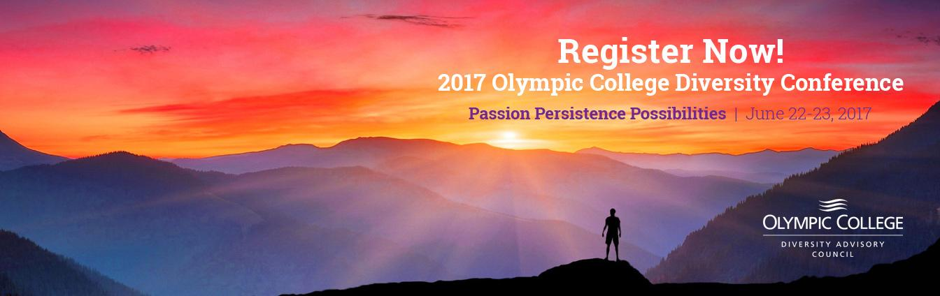 Register Now for the 2017 Diversity Conference.
