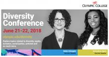 Official image of The Diversity Conference 2018.