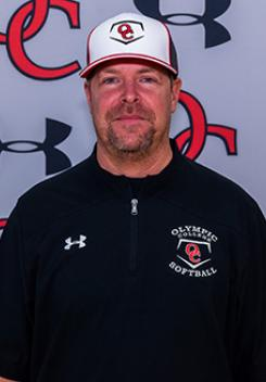 Darrell Clauson - Olympic College Assistant Softball Coach